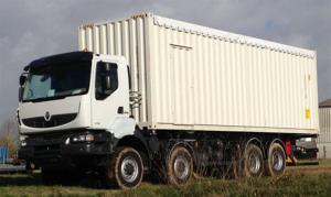 rigid truck